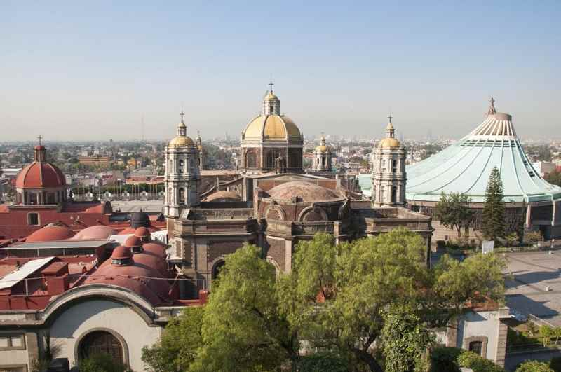 Cheap Flights from Moncton to Mexico City