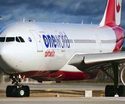 Air Berlin Rises, Falls and Remains a Top German Airline