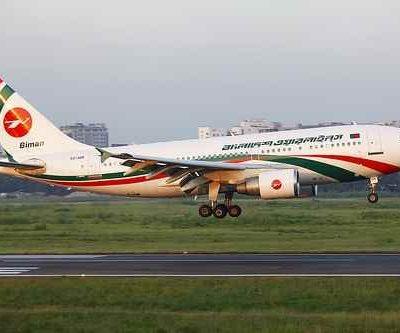 Biman Bangladesh Airlines Endures a Turbulent Ride