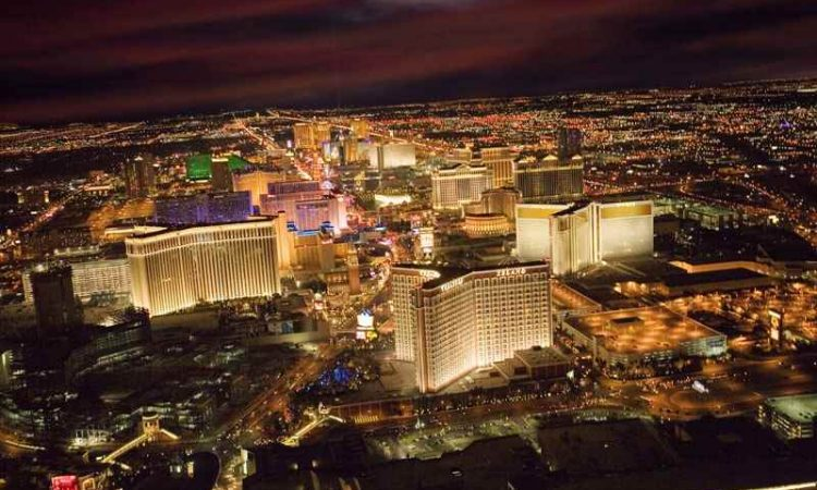 Cheap Flights from Edmonton to Las Vegas