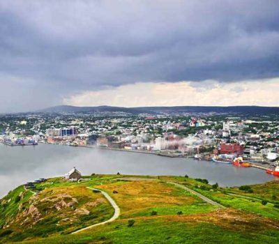 Cheap Flights from Mackay to Newfoundland