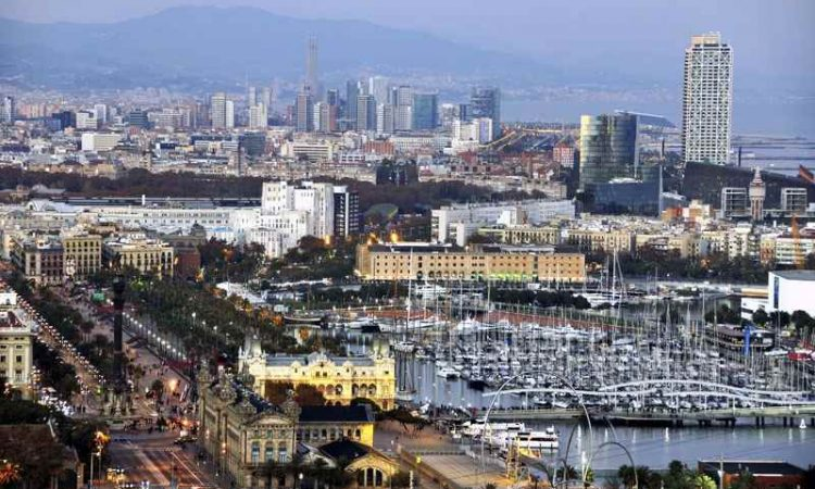 Cheap Flights from Quebec City to Barcelona