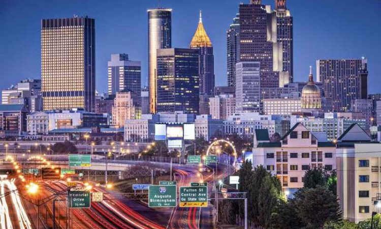 Cheap Flights from Saskatoon to Atlanta