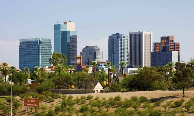 Cheap Flights from Thunder Bay to Phoenix