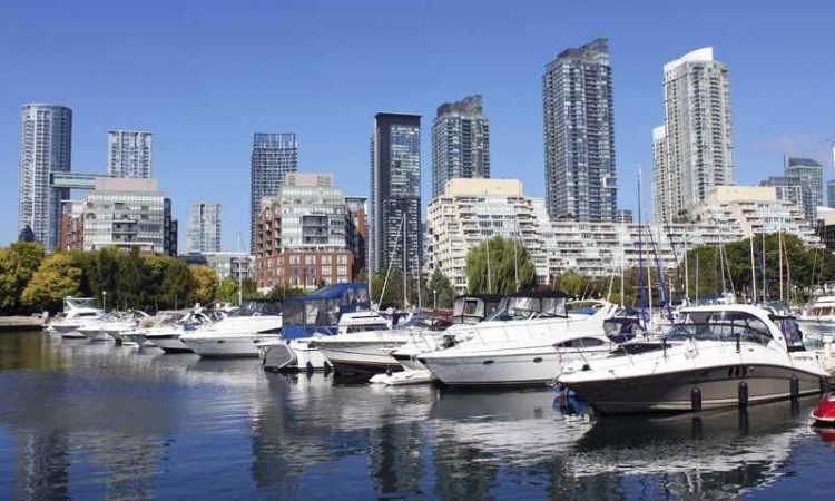 Cheap Flights from Vancouver to Toronto