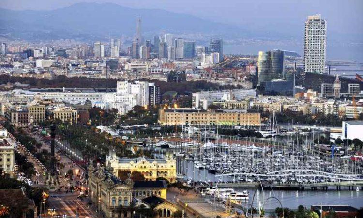 Cheap Flights from Winnipeg to Barcelona