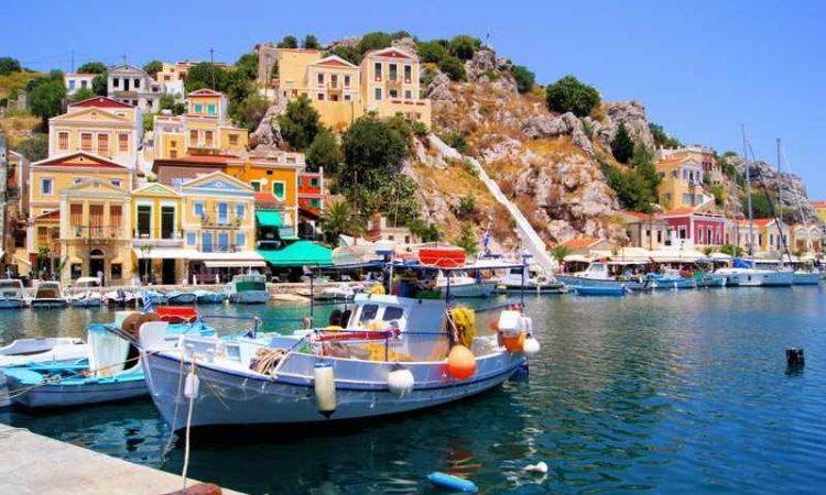 Cheap Flights from Winnipeg to Greece