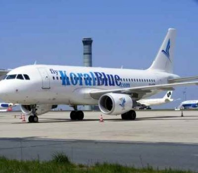 KoralBlue Airlines' Short-Lived Time in the Sky
