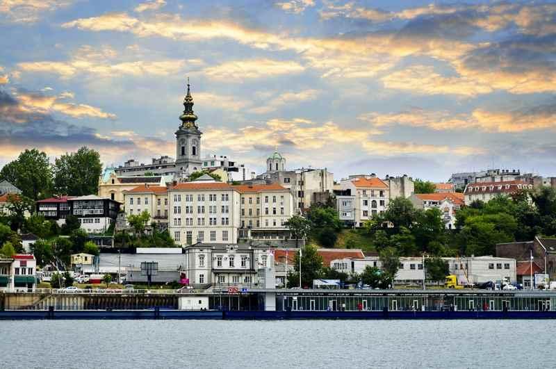 Cheap Flights to Serbia