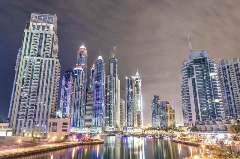 Cheap Flights from Calgary to Dubai