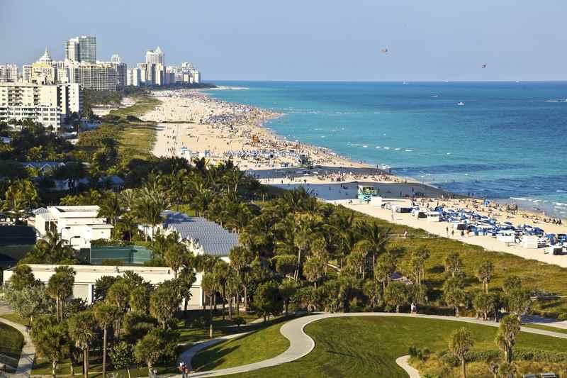 Cheap Flights from Edmonton to Miami