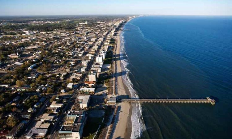 Discount Tickets from Edmonton to Myrtle Beach