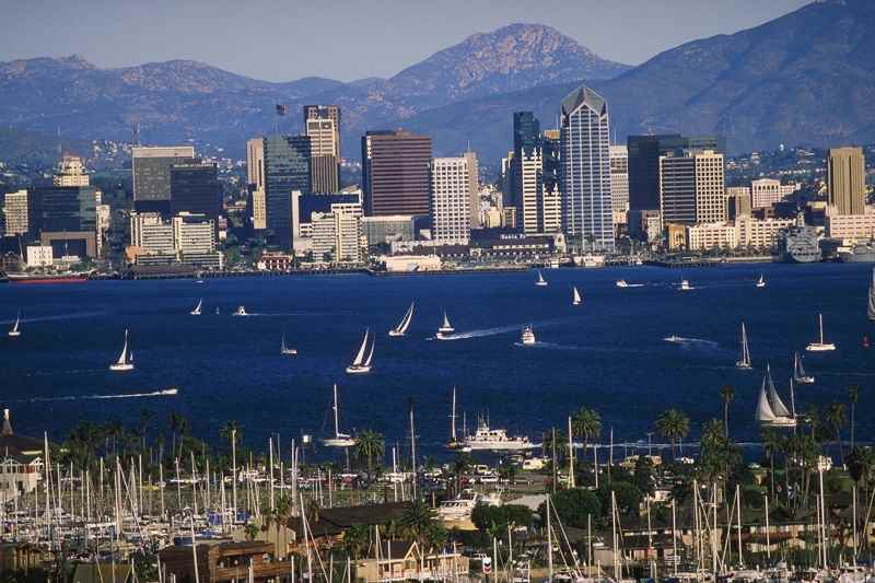 Cheap Flights from Kamloops to San Diego
