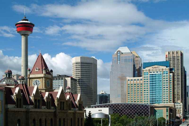 Cheap Flights from Los Angeles to Calgary
