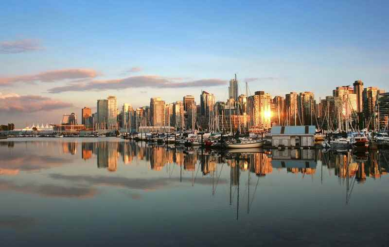 Cheap Flights from Los Angeles to Vancouver