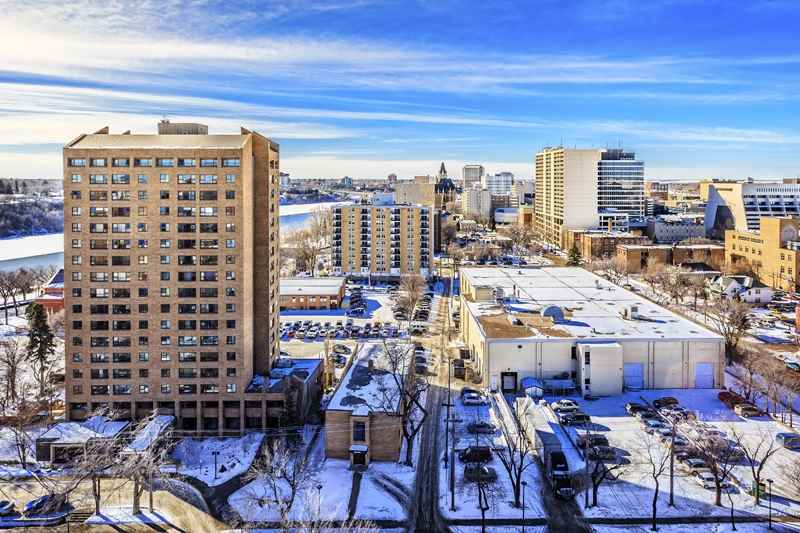 Cheap Flights from Montreal to Saskatoon