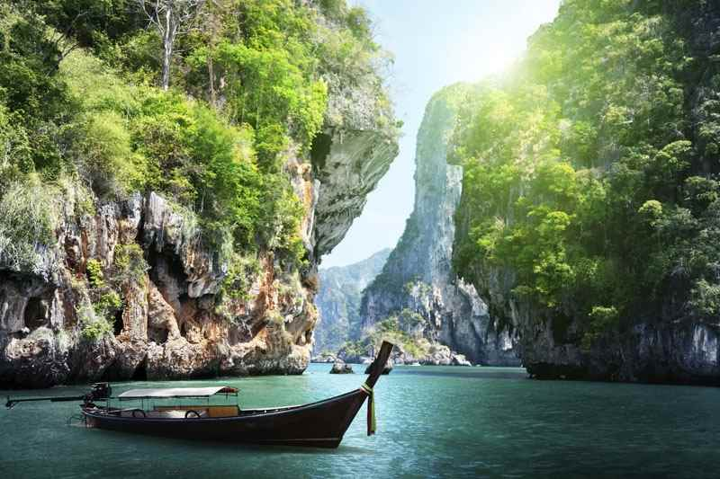 Cheap Flights from Ottawa to Bangkok
