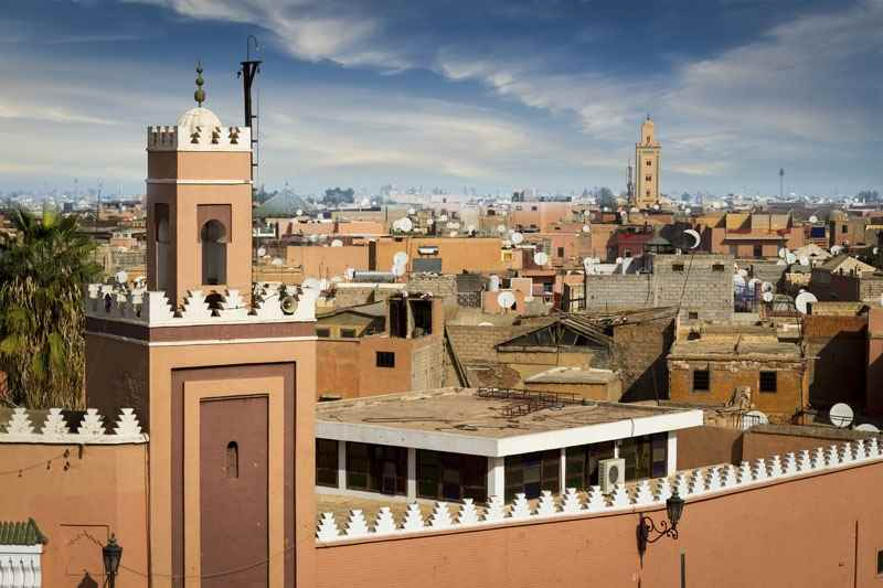 Cheap Flights from Vancouver to Casablanca