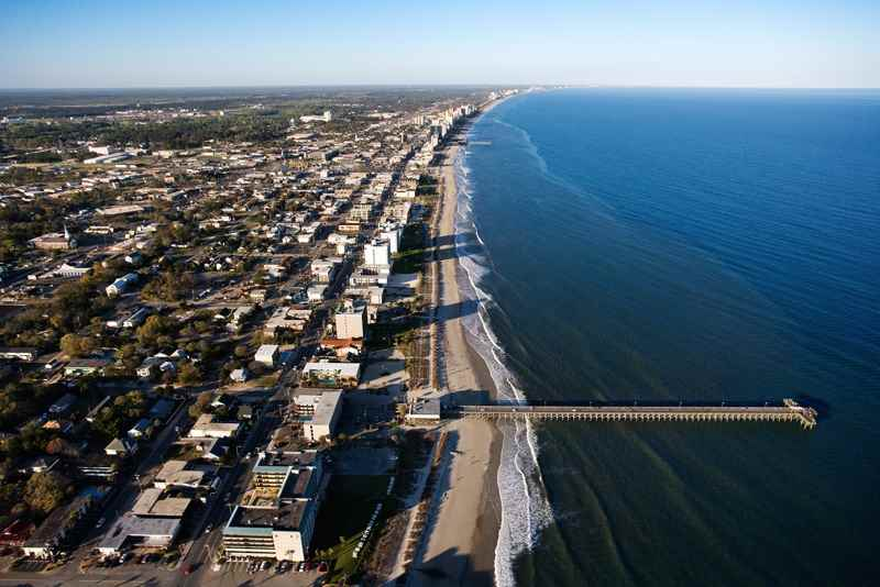 Cheap Flights from Vancouver to Myrtle Beach