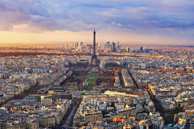 Cheap Flights from Vancouver to Paris
