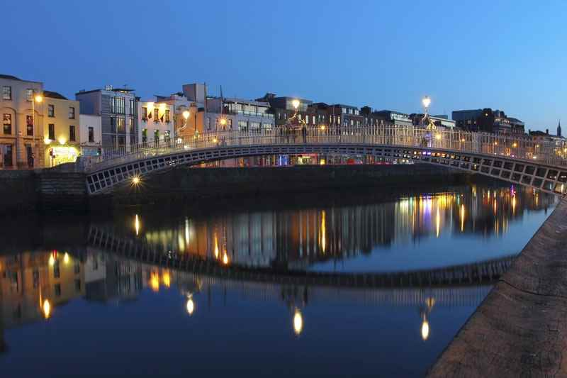 Cheap Flights from Victoria BC to Dublin