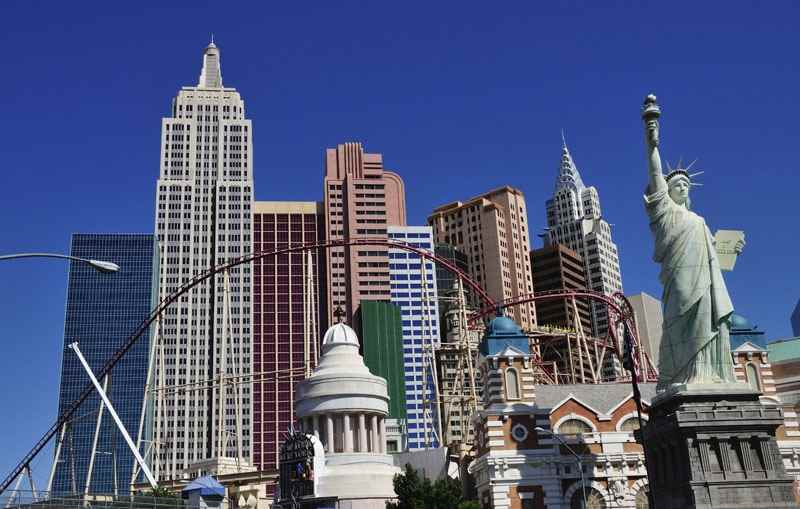 Cheap Flights from Victoria BC to Las Vegas
