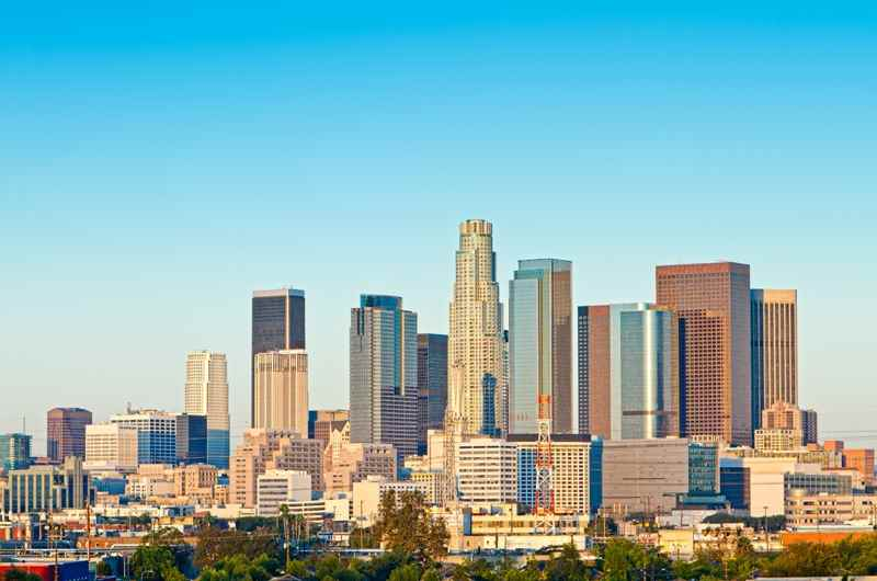 Cheap Flights from Victoria BC to Los Angeles