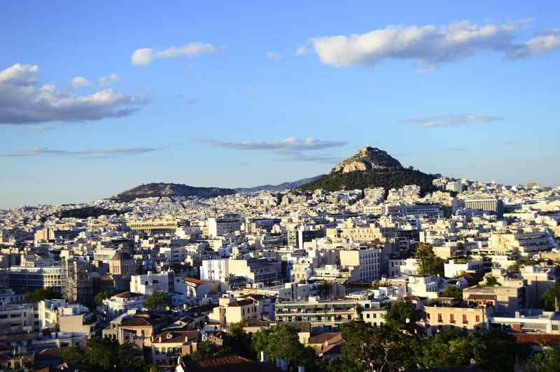 Cheap Flights from Winnipeg to Athens